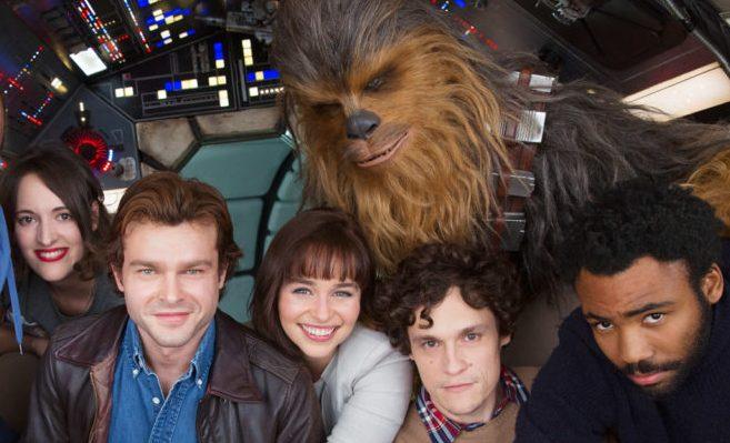 Press: Han Solo: Emilia Clarke's Character Name Revealed?