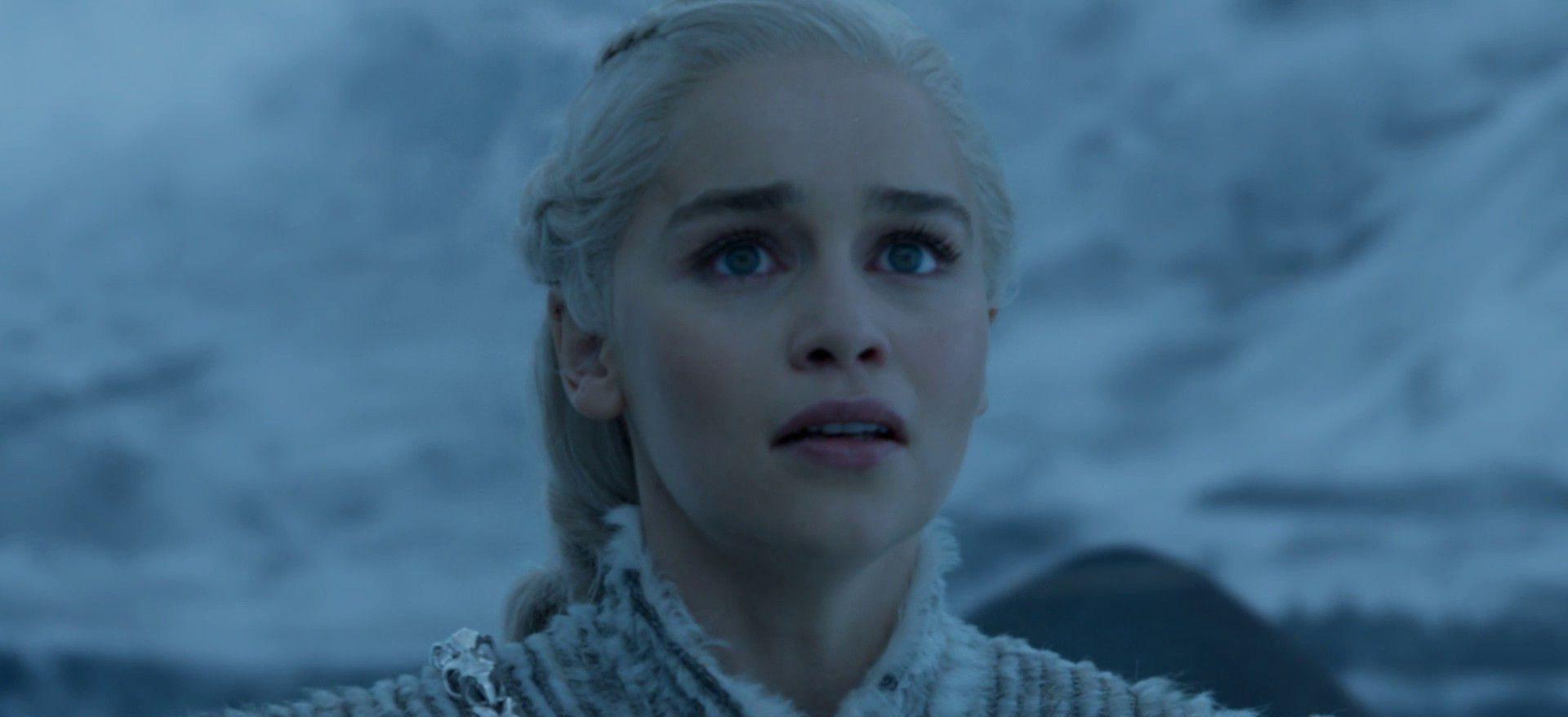 Press: Emilia Clarke on Daenerys' 'heartbreaking' loss