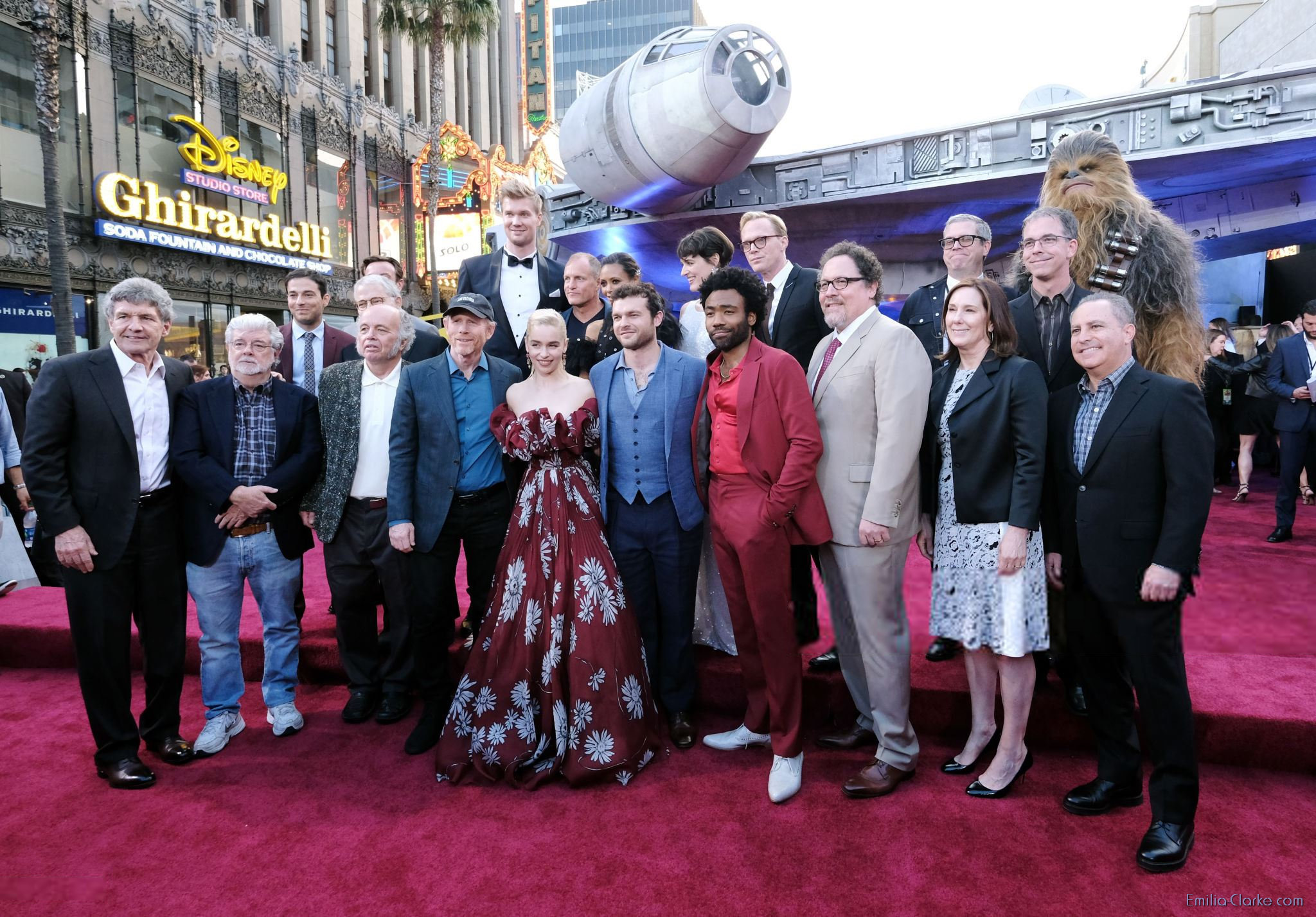 "Gallery: ""Solo: A Star Wars Story"" World Premiere – LA"